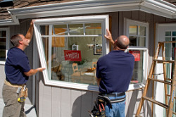 Our team of professional installers will make sure your residential window installation goes right.