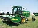 Butte Glass and Beaverhead Glass can replace glass on farm equipment like this.